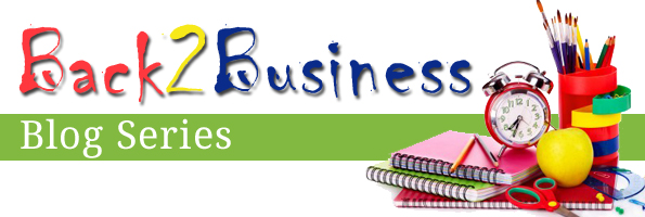 Back2Business Blog Series